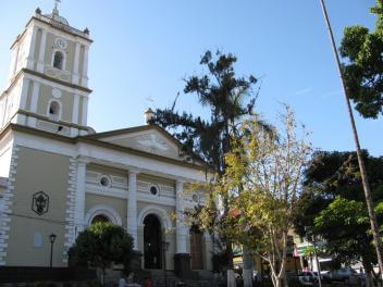 Basílica del Santo Cristo de La Grita