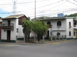 Casa de Bolivar en La Grita Estado Táchira