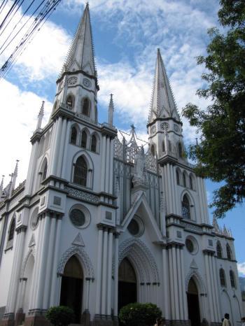 Iglesia de Nuestra Señora de los Angeles La Grita Tachira
