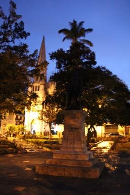 Iglesia icono religioso y arquitectónico de La Grita